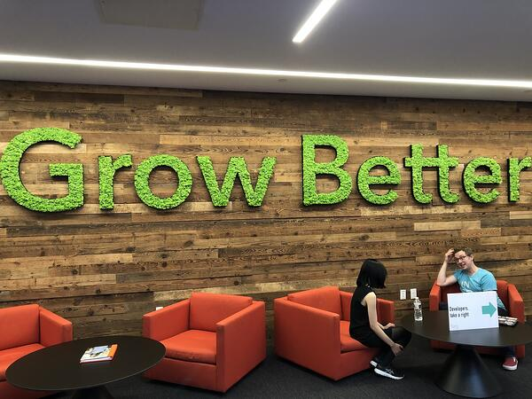 Grow Better HubSpot Office Cambridge