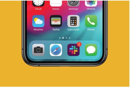 SlackSmartphone