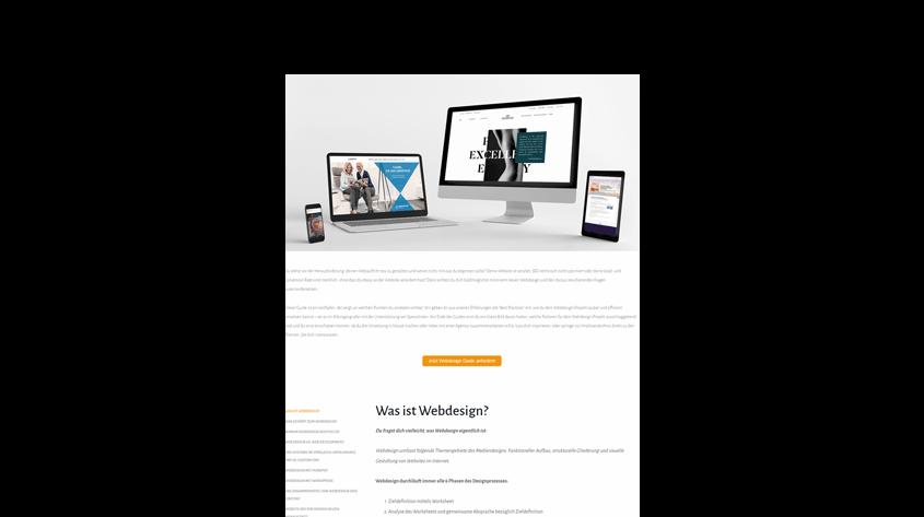 Webdesign-guide