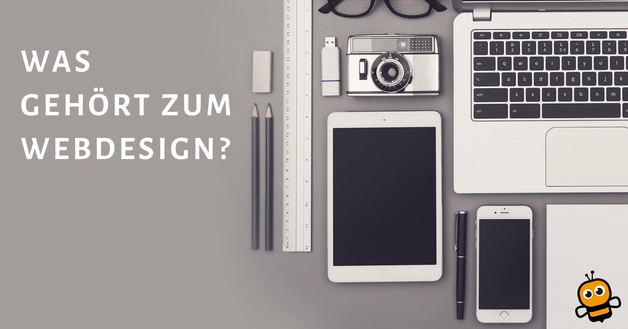 was gehoert zum webdesign