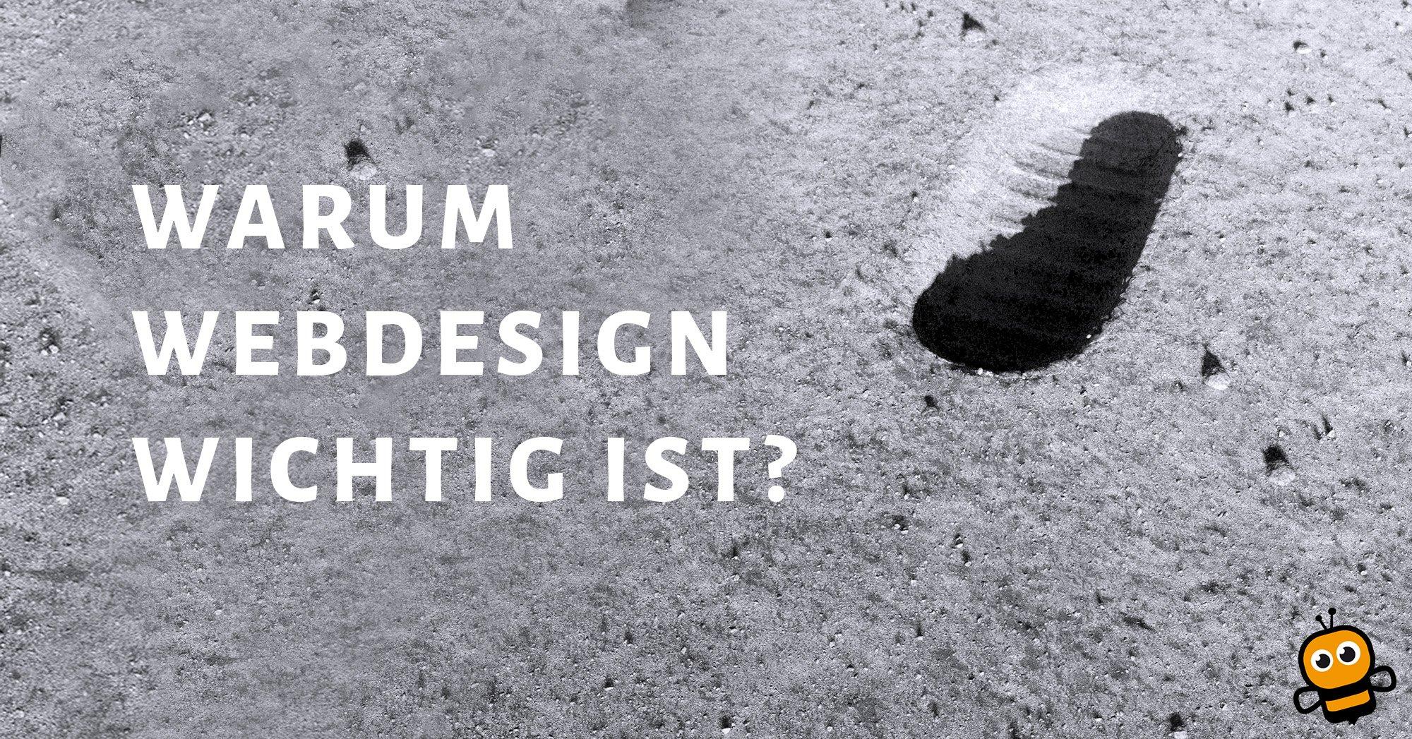warum webdesign wichtig ist